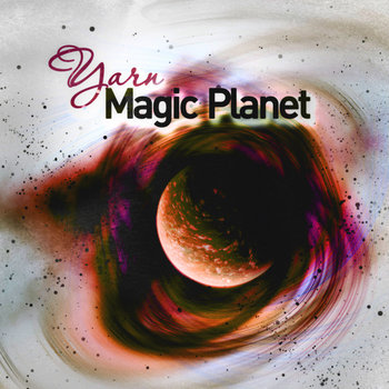 Magic Planet cover art