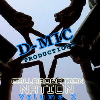 Collab Nation Vol 2 cover art