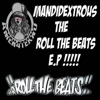 THE ROLL THE BEATS E.P cover art