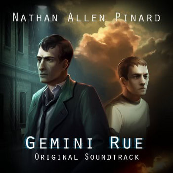 Gemini Rue: Original Soundtrack cover art