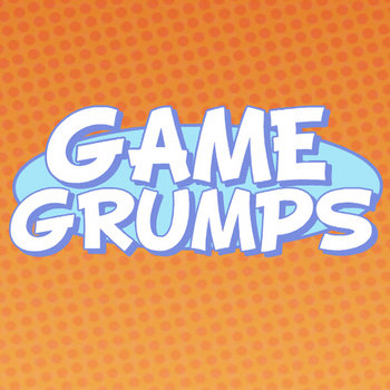 The Great Adventures Of Gamegrumps cover art