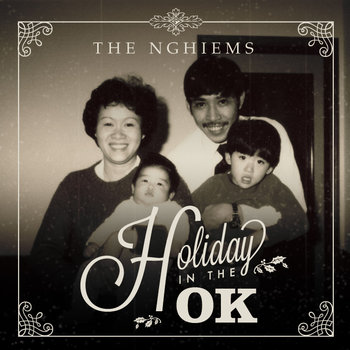 Holiday in the OK cover art