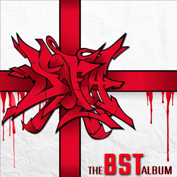 The B.S.T. Album cover art