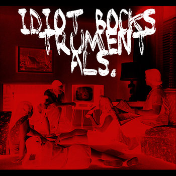 Idiot Bockstrumentals cover art