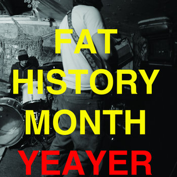 Yeayer DVD cover art