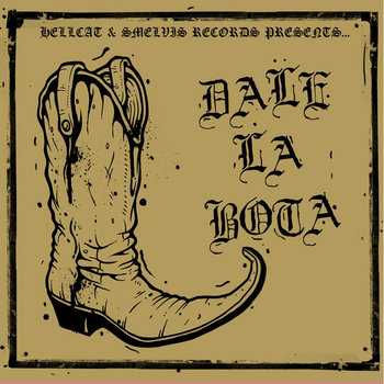 "Cruda Realidad - Off the ""Dale la Bota"" Compilation Out on Hellcat/Smelvis Records cover art"
