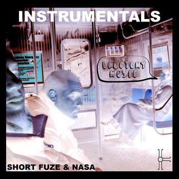 Lobotomy Music Instrumentals cover art