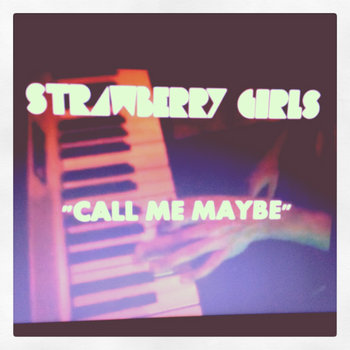 Call Me Maybe cover art