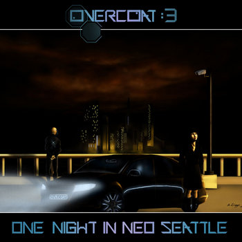 OverCoat 3: One Night in Neo-Seattle cover art