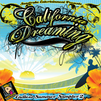 California Dreaming Endless Summer Sampler II cover art