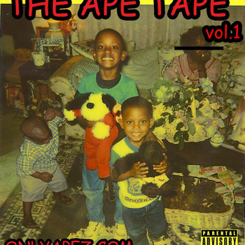 The Ape Tape Vol.1 cover art