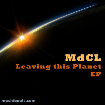 Leaving this Planet EP cover art
