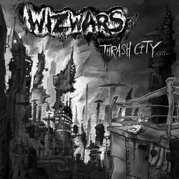 Welcome To Thrash City cover art