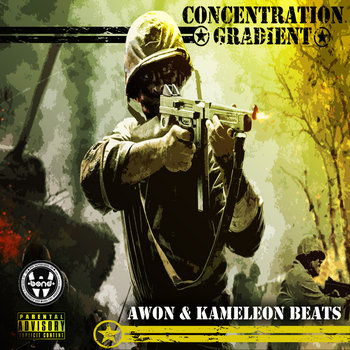 Concentration Gradient cover art