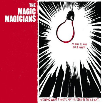 Magic Magicians cover art