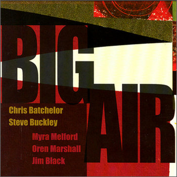 Big Air cover art