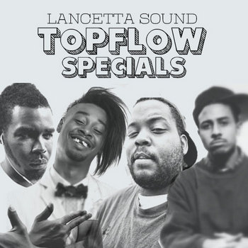 TOPFLOW SPECIALS cover art