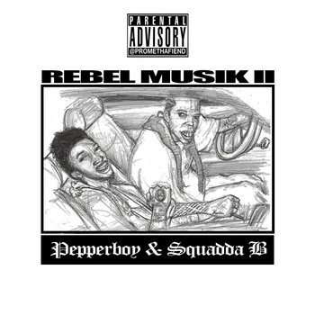 Rebel Musik 2 cover art