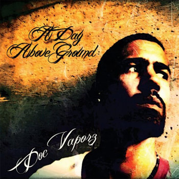 A Day Above Ground cover art