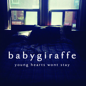 Young Hearts Wont Stay cover art