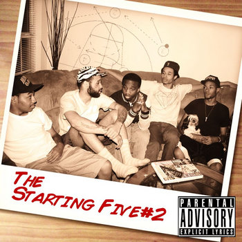 TheStartingFive2 cover art