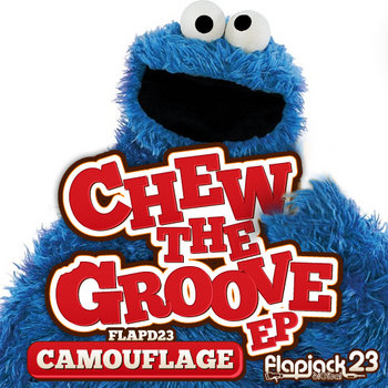 &quot;Chew The Groove EP&quot; cover art