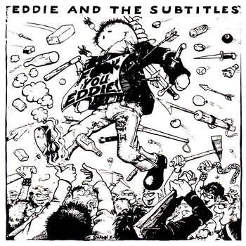 Fuck You Eddie cover art