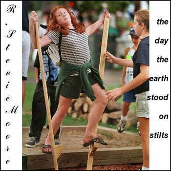 The Day the Earth Stood On Stilts cover art