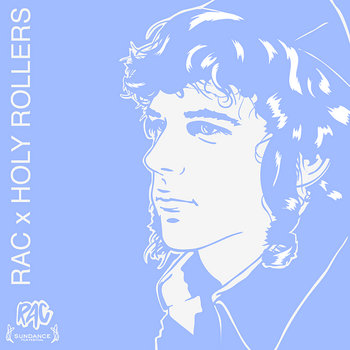 RAC x HOLY ROLLERS cover art