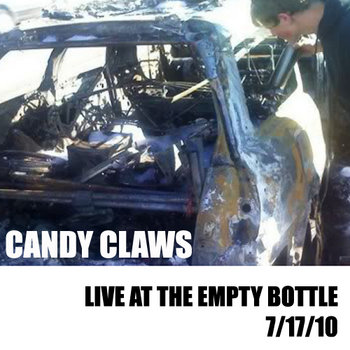 Candy Claws - July 17, 2010 cover art