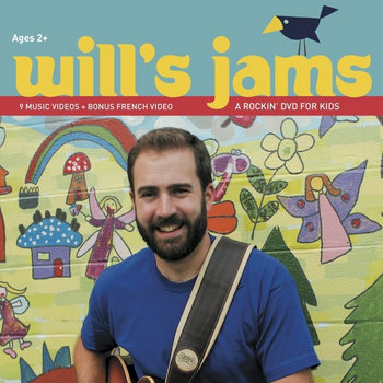 Will's Jams (soundtrack/DVD) cover art