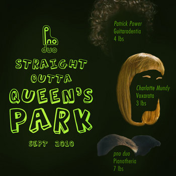 Straight Outta Queen's Park cover art