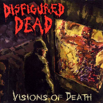 Visions Of Death cover art