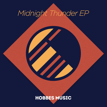 Various Artists, Midnight Thunder EP cover art