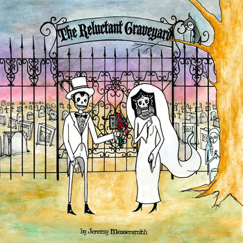 The Reluctant Graveyard cover art