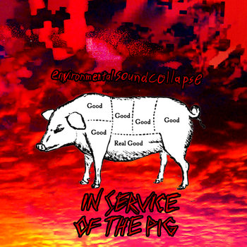 In Service Of The Pig cover art