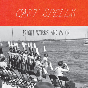 Bright Works And Baton (EP) cover art