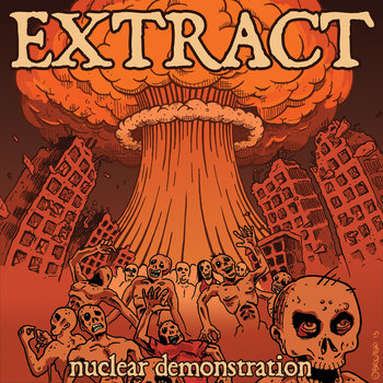 Nuclear Demonstration cover art