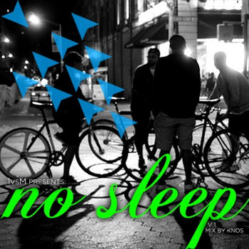 "One vs Many - ""NO SLEEP"" cover art"