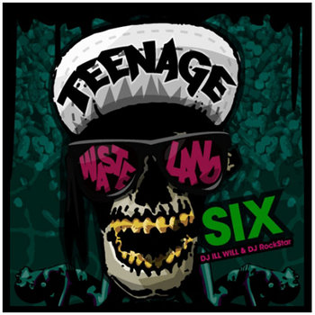 Teenage Wasteland cover art