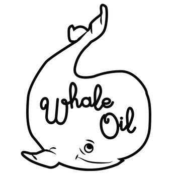 Whale Oil cover art