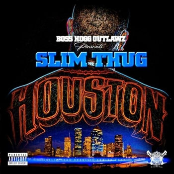 HOUSTON cover art