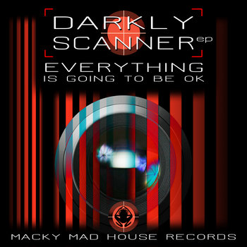 VARIOUS ARTISTS - Darkly Scanner EP cover art