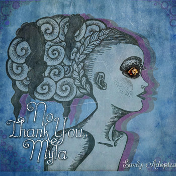 No Thank You, Myla cover art