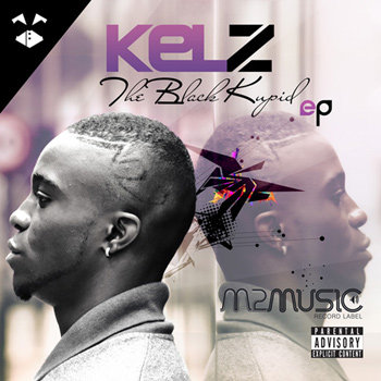 The Black Kupid EP cover art