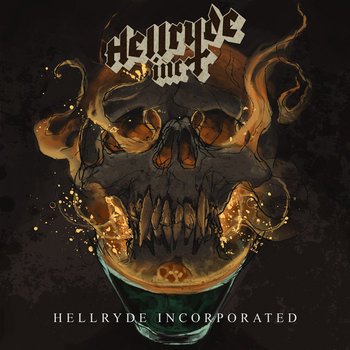 Hellryde Incorporated cover art