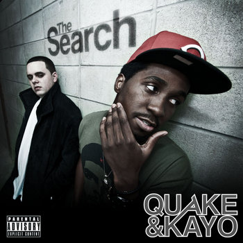 The Search cover art
