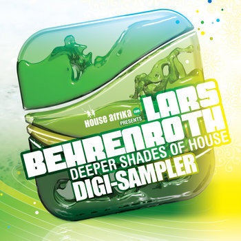 House Afrika presents Deeper Shades of House DIGI-SAMPLER cover art