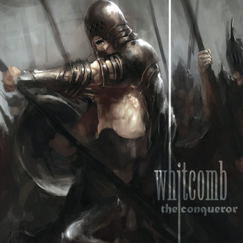 The Conqueror cover art