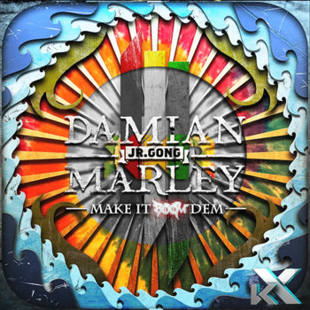 Skrillex Vs. xKore - Make It Boom Dem (Kruptox Mashup) (Final Mix) cover art